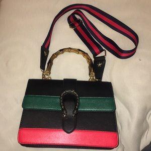 Cute faux Gucci bag